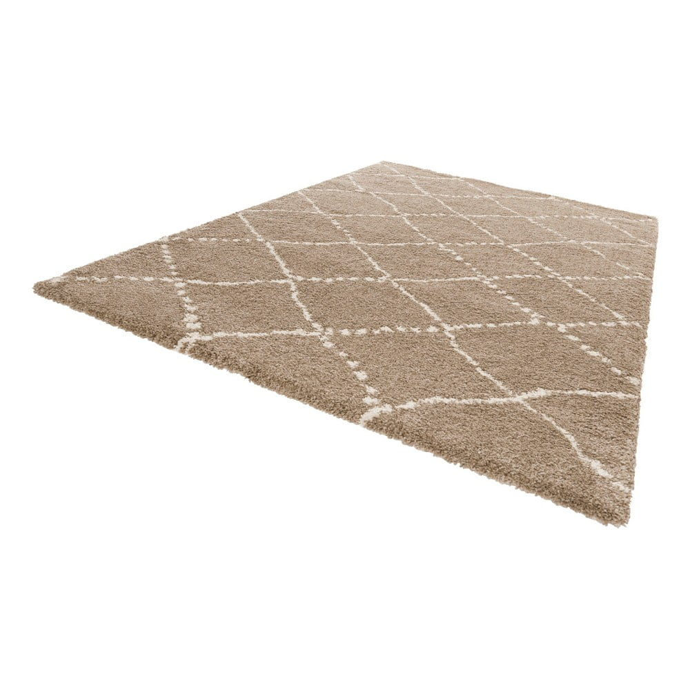 Hned 253 Koberec Mint Rugs Allure Ronno Brown Creme 120 X