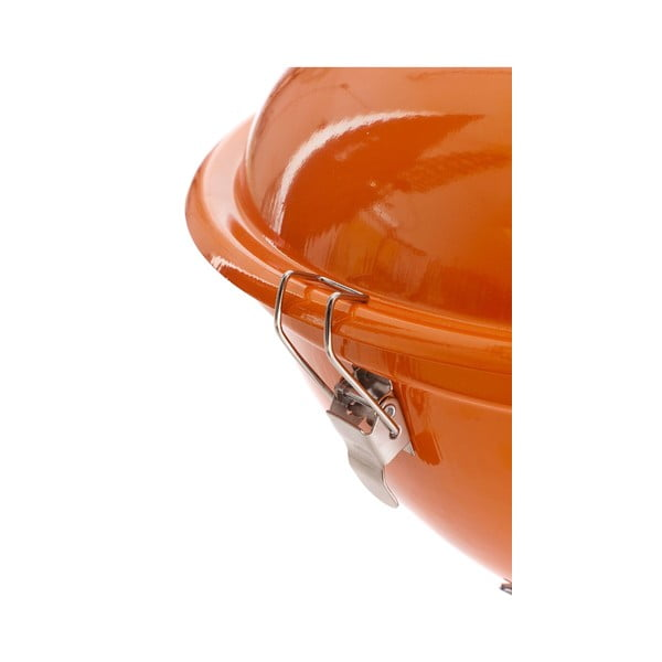 Gril Picnic, oranžový