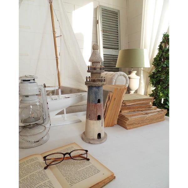 Dekorácia Vintage Lighthouse