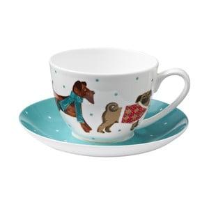 Šálka s tanierikom Ulster Weavers Hound Dog