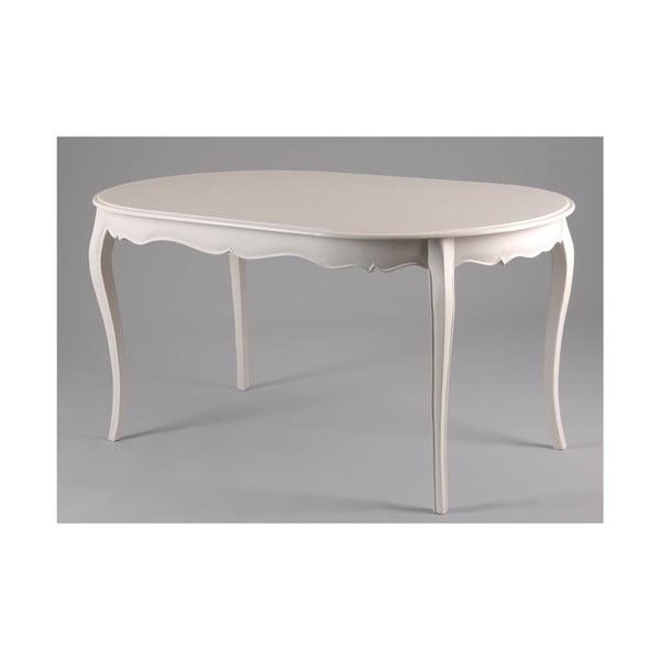 Oválny jedálenský stôl Amadeus, 150x90 cm