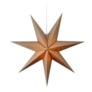Svietiaca hviezda Moses Brown, 75 cm