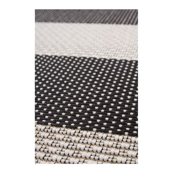 Koberec Tropical 390 Black, 80x150 cm