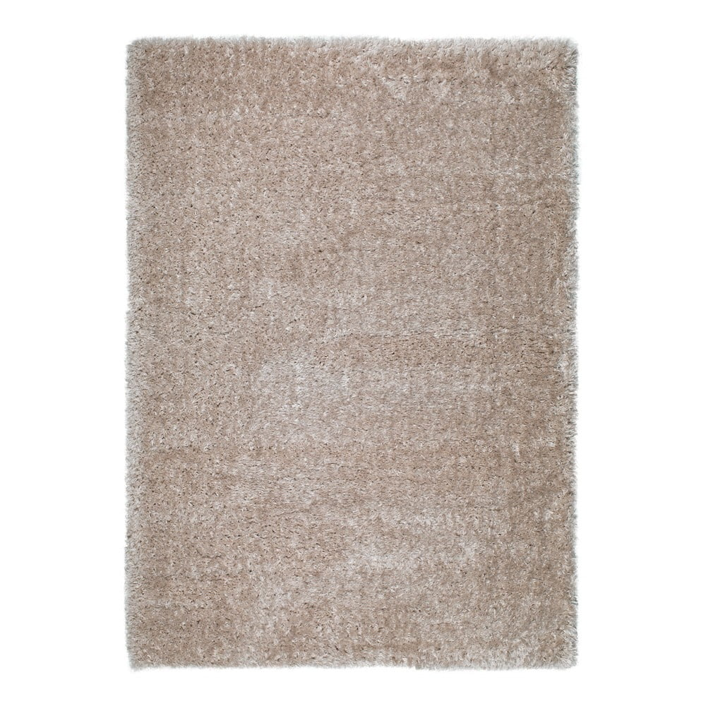 Béžový koberec Universal Aloe, 60 × 120 cm