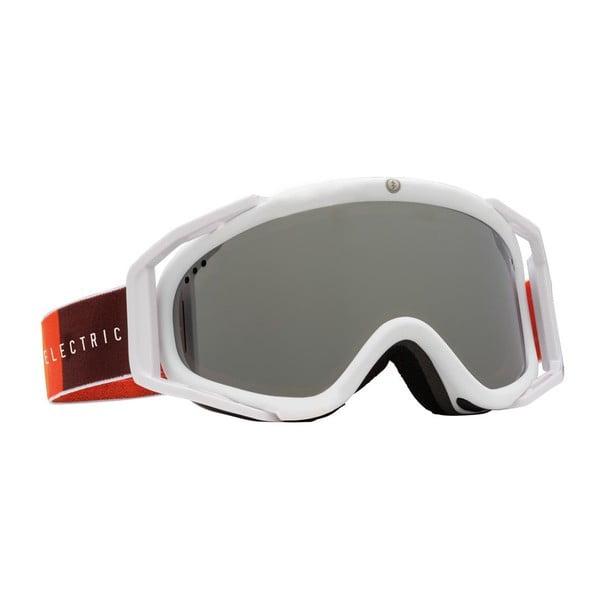 Dámske lyžiarske okuliare Electric RIG5 Orange Blast - Bronze Silver, veľ. M