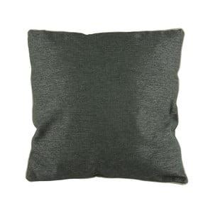 Tmavě zelený polštář PT LIVING Blend, 45 x 45 cm