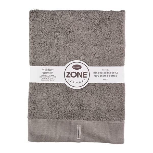 Osuška Grey Organic, 140x70 cm