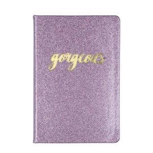Ružový zápisník Tri-Coastal Design Gorgeous