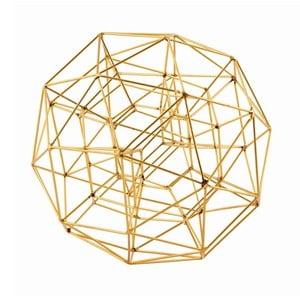 Dekorácia Globe Brass, 21 cm