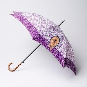 Dáždnik Alvarez Damask Purple Illustration