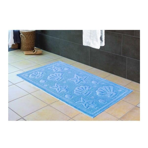 Predložka do kúpeľne Istra Blue, 60x100 cm