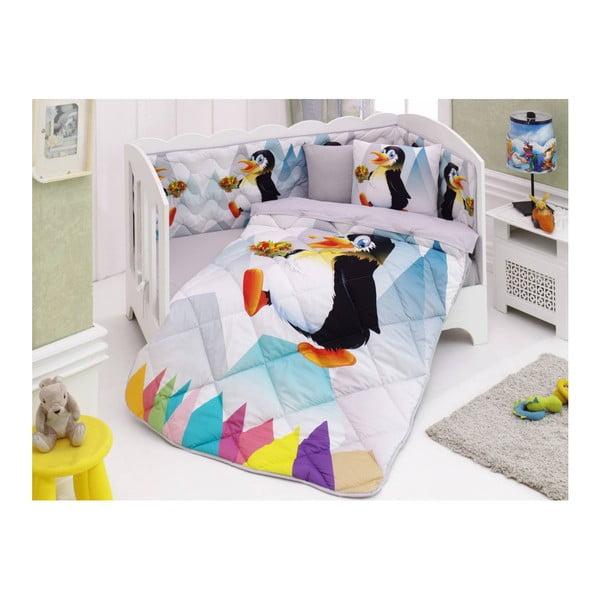 Detský spálňový set  Penguen, 100x170cm