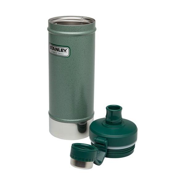 Športová fľaša Hammertone 620 ml, zelená