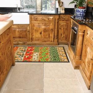 Vysokoodolný kuchynský koberec Webtapetti Potpourri, 60 x 115 cm
