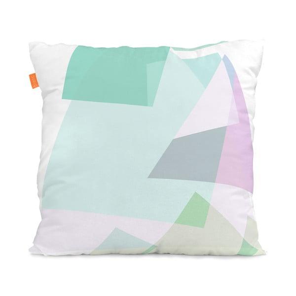 Obliečka na vankúš Blanc Rain, 65 x 65 cm