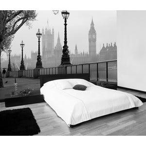 Veľkoformátová tapeta London Fog, 366x254 cm