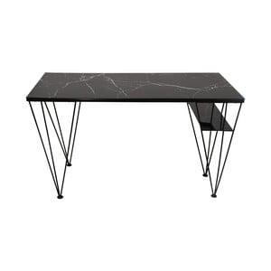 Pracovný stôl RGE Cube, šírka 130 cm