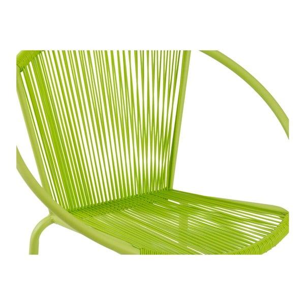 Kreslo Leon Green, 64x70x50 cm