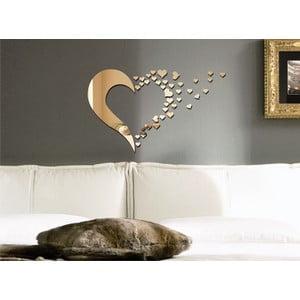 Dekoratívne zrkadlo Flying Love