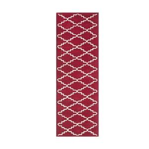 Ručne vyšívaný koberec Audrey, 68x213 cm
