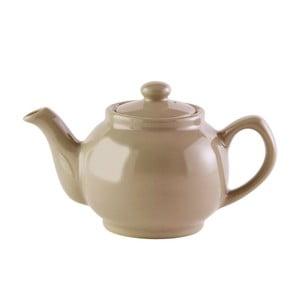Čajová kanvica Gloss Taupe, 450 ml