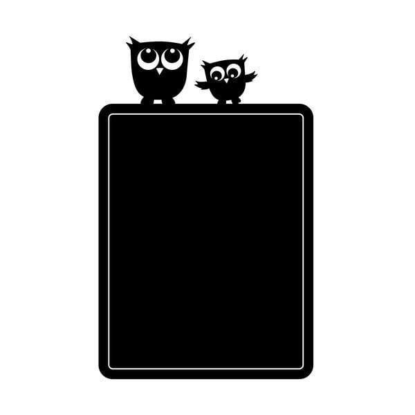 Samolepiaca tabuľa na písanie Eurographics Owls