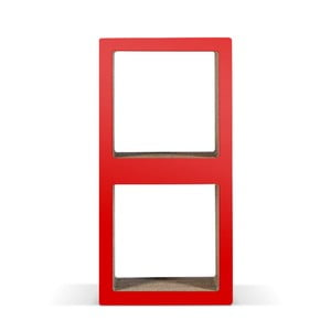 Malá kartónová knižnica Bit Due Red