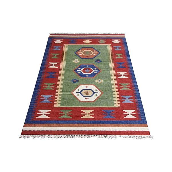 Ručne tkaný koberec Kilim Classic K84, 125x185 cm