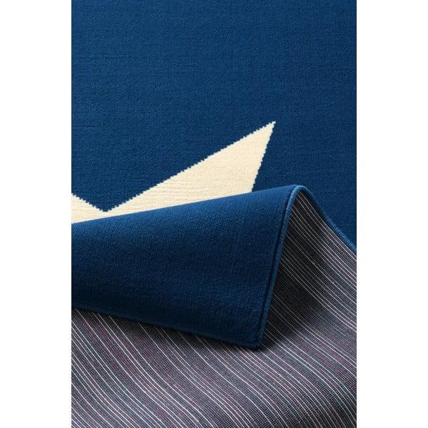 Detský modrý koberec Hanse Home City & Mix, 140x200cm