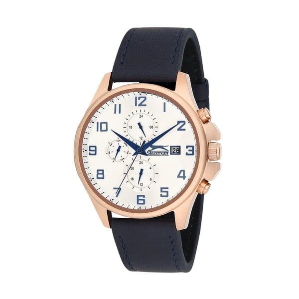 Pánske hodinky Slazenger White-Blue