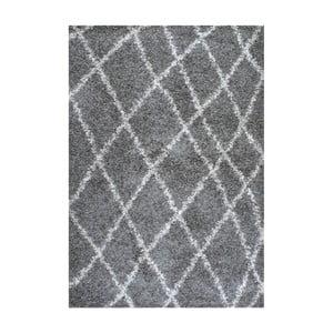 Koberec nuLOOM Yayo Grey,120x183cm