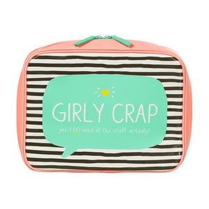 Cestovná taška Happy Jackson Girly Crap