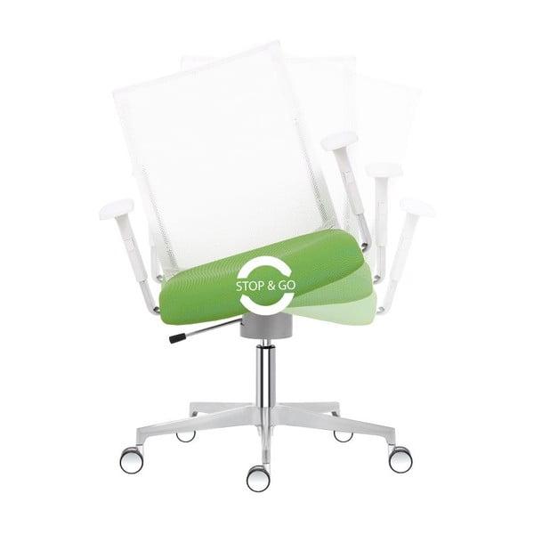 Kancelárske kreslo X Wing Flex, zelené