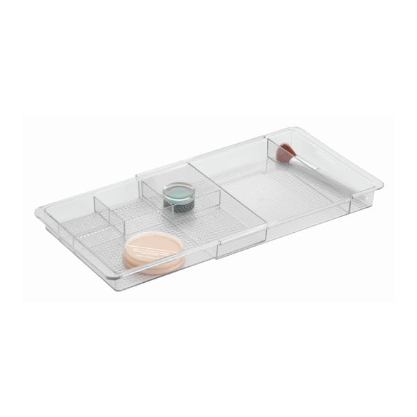 Rozložiteľný organizér InterDesign Clarity Drawer