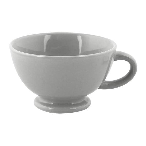 Hrnček Jumbo Espresso, sivý