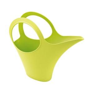 Zelená plastová kanvica Koziol, 2 l