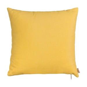 Žltá obliečka na vankúš Apolena Simply Yellow, 41 × 41 cm