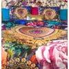 Obliečky na dvojlôžko Melli Mello Sumera, 200 x 200 cm
