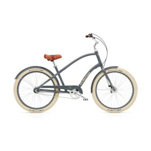 Pánsky bicykel Townie Balloon 3i Slate