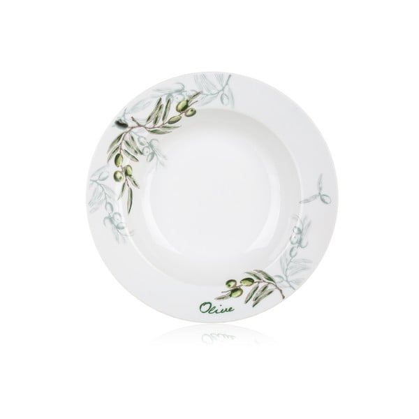 Sada tanierov Banquet Olives, 18ks