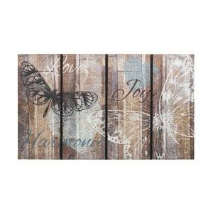 Rohožka Hamat Eco Butterfly, 45x75cm