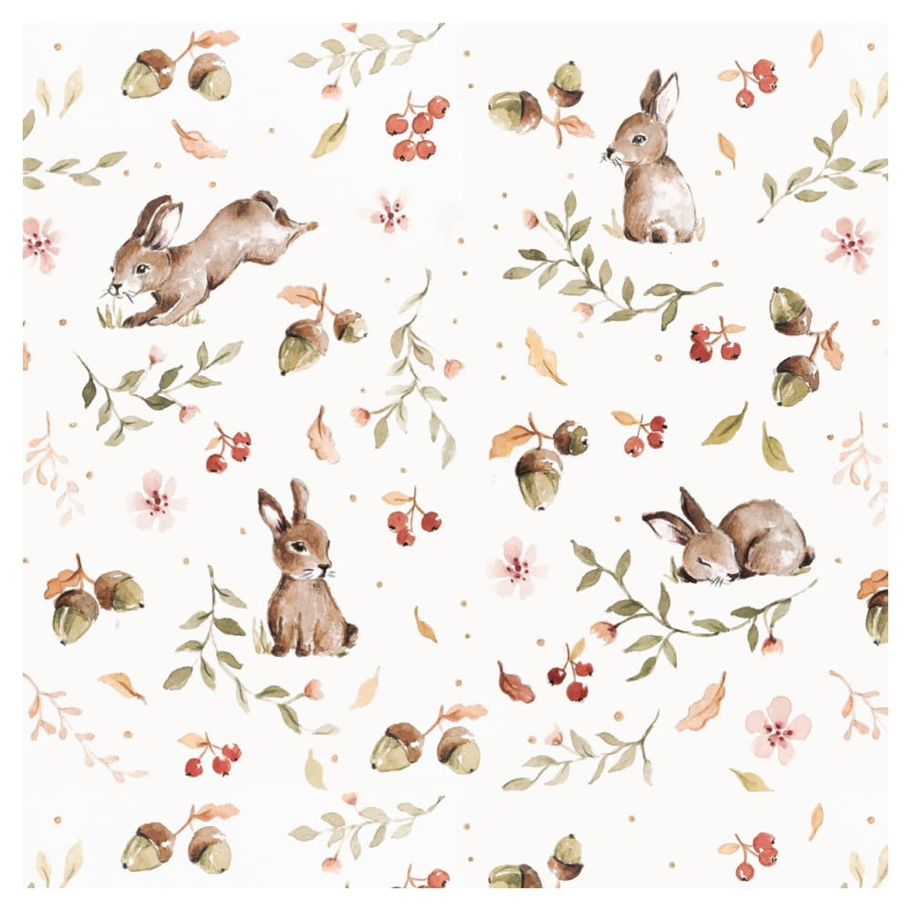Tapeta na stenu Dekornik Happy Rabbits, 50 x 280 cm