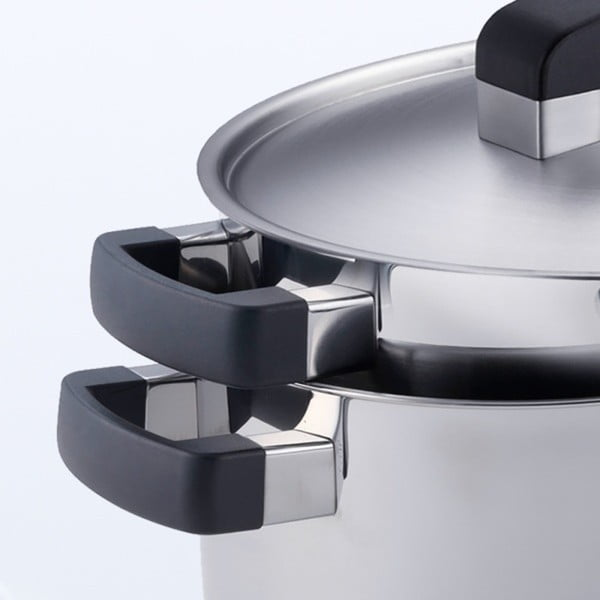Hrniec z nehrdzavejúcej ocele BK Conical Cool, 16 cm