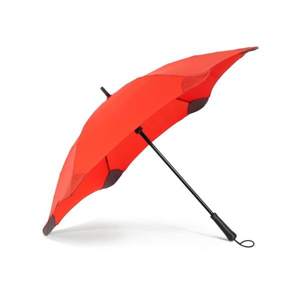 Vysoko odolný dáždnik Blunt Lite 110 cm, červený
