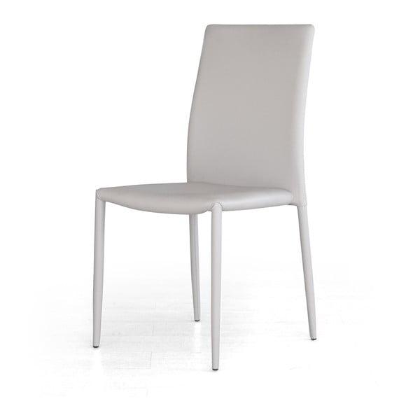 Jedálenská stolička Dani, svetlosivá