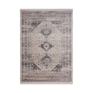 Sivý vzorovaný koberec Kayoom Freely, 160 x 230 cm