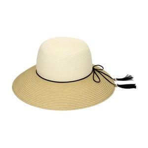 Slamený klobúk Natural/Beige