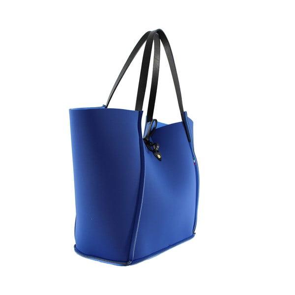 Neoprénová kabelka Fiertes, modrá