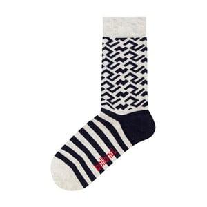 Ponožky Ballonet Socks Sand,veľ. 36-40