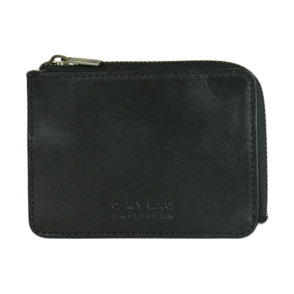 Kožená peňaženka O My Bag Zip Coin Classic Dark